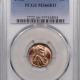 New Certified Coins 1944 LINCOLN CENT – PCGS MS-66 RD, PQ!