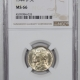 New Certified Coins 1950-D JEFFERSON NICKEL – NGC MS-66
