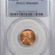 New Certified Coins 1946-S LINCOLN CENT – PCGS MS-66 RD