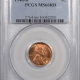 Lincoln Cents (Wheat) 1948 LINCOLN CENT – PCGS MS-65 RD