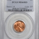Lincoln Cents (Wheat) 1943-S LINCOLN CENT – PCGS MS-66
