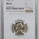 New Certified Coins 1955 PROOF JEFFERSON NICKEL – NGC PF-69