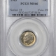 U.S. Certified Coins 1965 ROOSEVELT DIME PCGS MS-65 FB