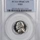 New Certified Coins 1959, 1961 PROOF JEFFERSON NICKEL – PCGS PR-66, LOT OF 2