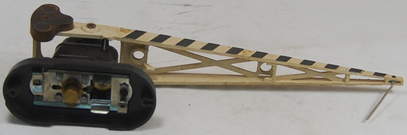 Other Collectibles 1950 LIONEL #252 CROSSING GATE (MISSING RED BEACONS) VG+, FULLY OPERATIONAL