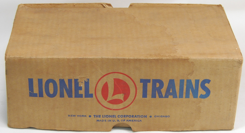 Other Collectibles 1945 LIONEL #1122 NON-DERAILING 027 SWITCHES-BOX ONLY BOX ONLY in VG+/EXC.