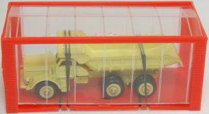 "Dinky 1968 DINKY #97 ""MINI DINKY"" EUCLID R-40 DUMP TRUCK MINT W/ VG+ BOX"