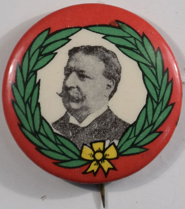 Other Collectibles 1908 1 1/4″ GRAPHIC WILLIAM HOWARD TAFT CELLULOID CAMPAIGN BUTTON near-MINT