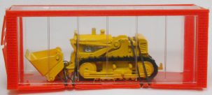 "Dinky 1968 DINKY #95 ""MINI DINKY"" INTERNATIONAL SKID SHOVEL, YELLOW MINT W/ VG BOX"