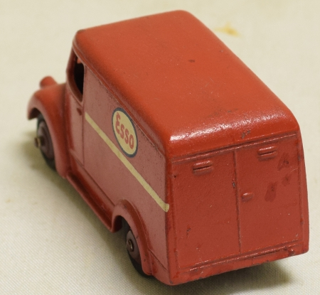 Dinky 1951 DINKY #31A TROJAN VAN, ESSO – PURCHASED FROM ORIGINAL TRADE BOXES near-MINT