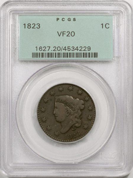 1823-1C-PCGS-VF20-229-1