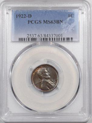 1922d-1C-PCGS-MS63BN-001-1