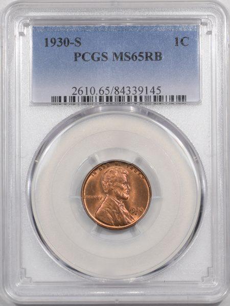 1930s-1C-PCGS-MS65RB-145-1