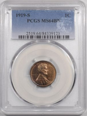 1919s-1C-PCGS-MS64BN-123-1