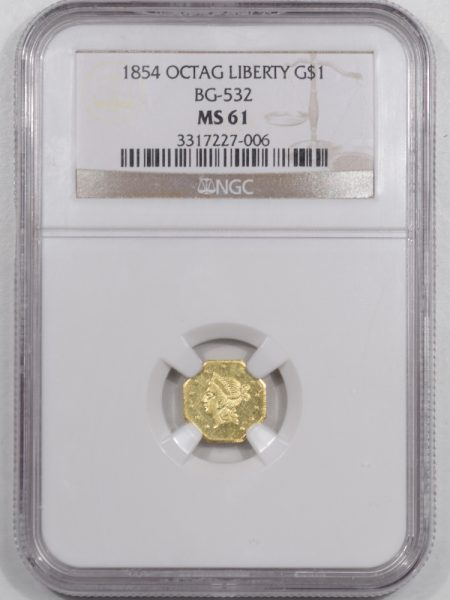 1854-1G-FRACTIONAL-BG532-NGC-MS61-1