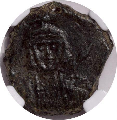 698-FOLLIS-TIBERIUS-III-BYZANTINE-NGC-CHVF-2