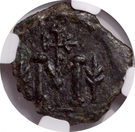 698-FOLLIS-TIBERIUS-III-BYZANTINE-NGC-CHVF-3