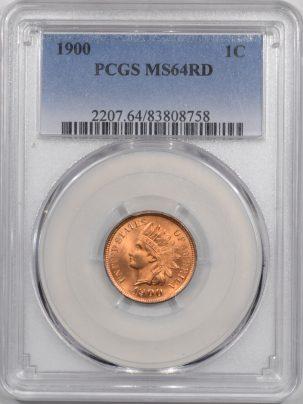 1900-1C-PCGS-MS64RD-758-1