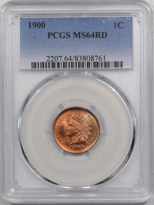 1900-1C-PCGS-MS64RD-761-1