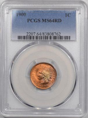 1900-1C-PCGS-MS64RD-762-1