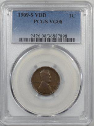 1909s-VDB-1C-PCGS-VG8-898-1
