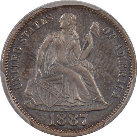 1887-10C-PCGS-PR64-182-2