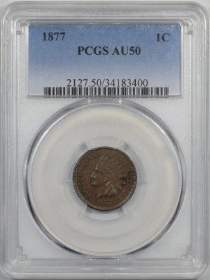 1877-1C-PCGS-AU50-400-1