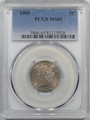 1905-5C-PCGS-MS65-028-1