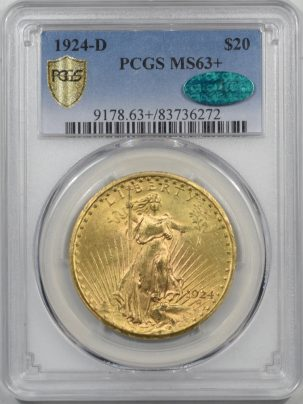 1924d-20G-PCGS-MS63-CAC-272-1