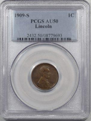 1909s-1C-PCGS-AU50-693-1