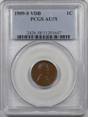 1909s-VDB-1C-PCGS-AU58-647-1