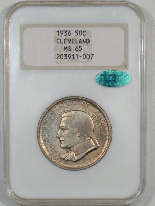 1936-CLEVELAND-50C-NGC-MS65-CAC-007-1