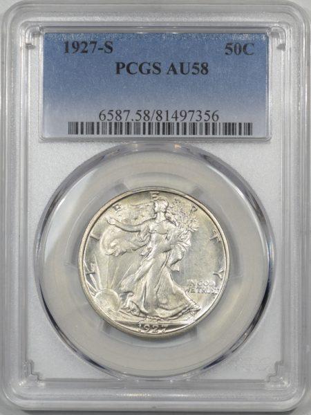 1927s-50C-PCGS-AU58-356-1
