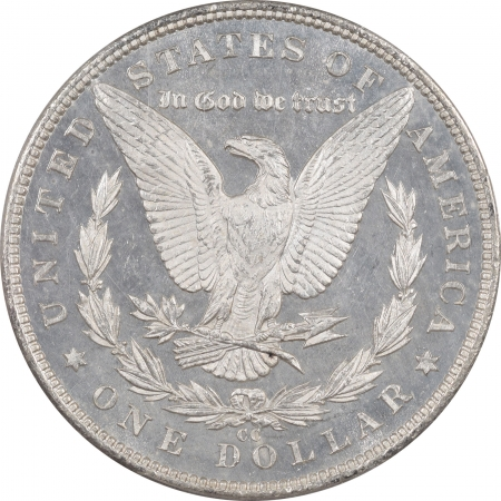 Morgan Dollars 1890-CC MORGAN DOLLAR PCGS MS-63 PL