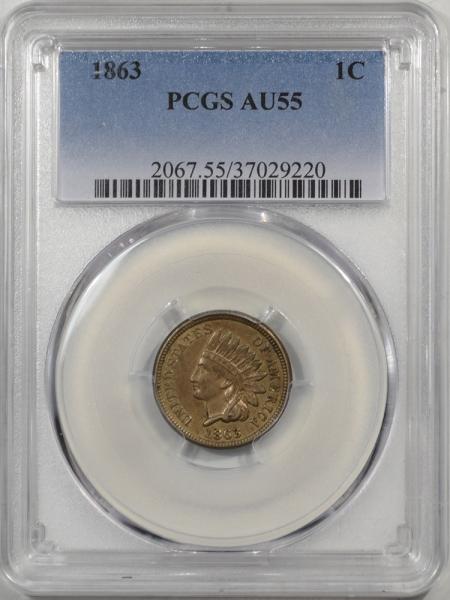 1863-1C-PCGS-AU55-220-1