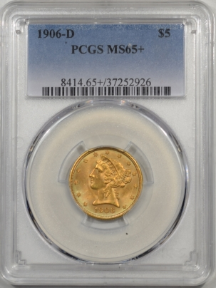 1892 $5 LIBERTY HEAD GOLD NGC MS-63 - The Reeded Edge, Inc