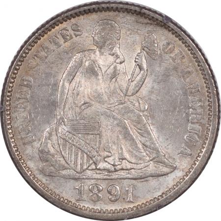 1891-10C-PCGS-MS63-729-2