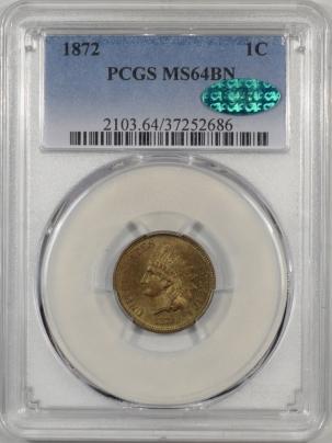 1872-1C-PCGS-MS64BN-CAC-686-1