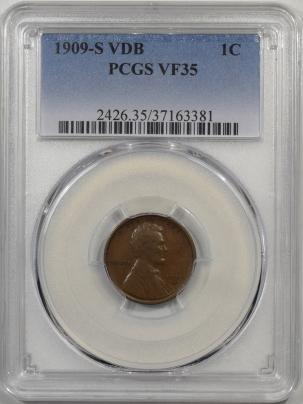 1909s-VDB-1C-PCGS-VF35-381-1