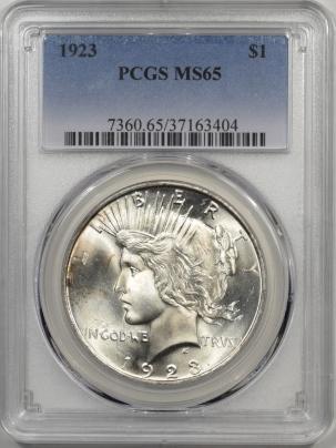 1923-1-PCGS-MS65-404-1