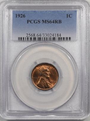 1926-1C-PCGS-MS64RB-184-1