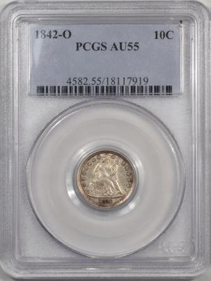 1842o-10C-PCGS-AU55-919-1