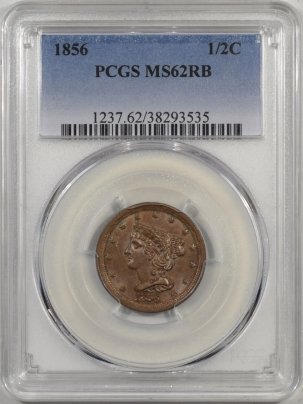 1856-H1C-PCGS-MS62RB-535-1