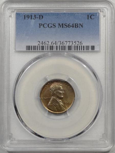 1913d-1C-PCGS-MS64BN-526-1