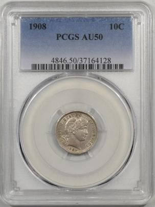 1908-10C-PCGS-AU50-128-1