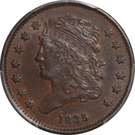 1835-H1C-PCGS-AU55-259-2