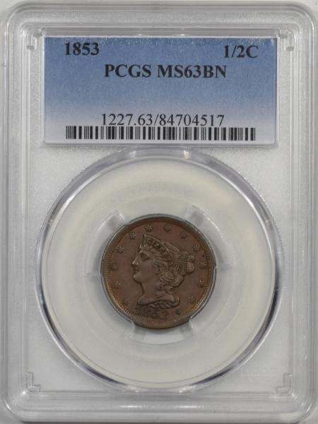 1853-H1C-PCGS-MS63BN-517-1
