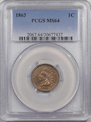1863-1C-PCGS-MS64-437-1