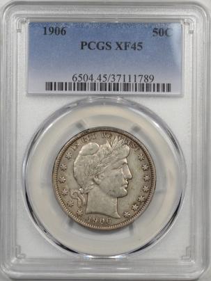 1906-50C-PCGS-XF45-789-1