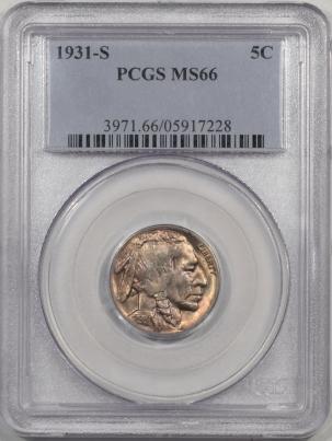 1931s-5C-PCGS-MS66-228-1